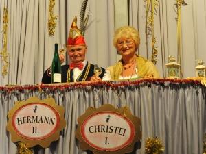 Hermann II. und Christel I.