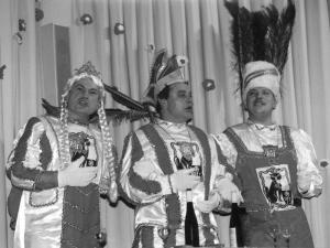 Prinz Herbert I., Bauer Peter I. und Jungfrau Richardine I.