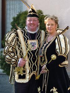 Roland I. und Rita II.