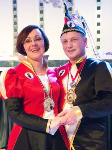 Klaus I. und Christa II.